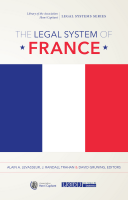 The Legal System of France